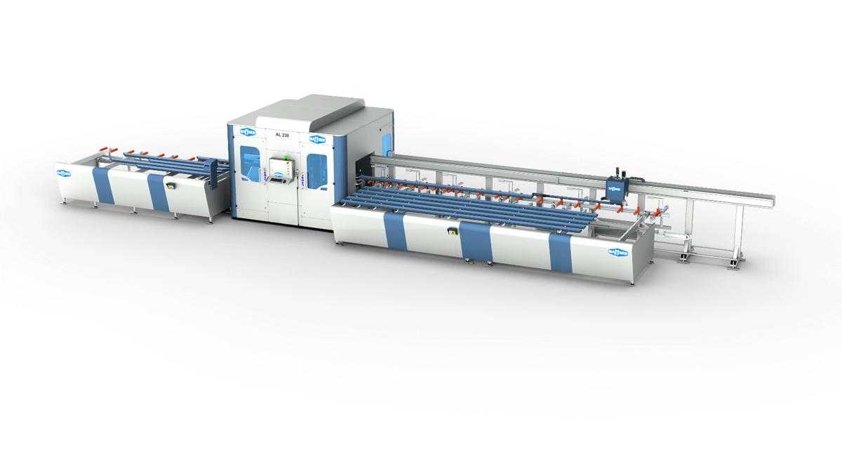 Haffner masina rezno obradni centar al230