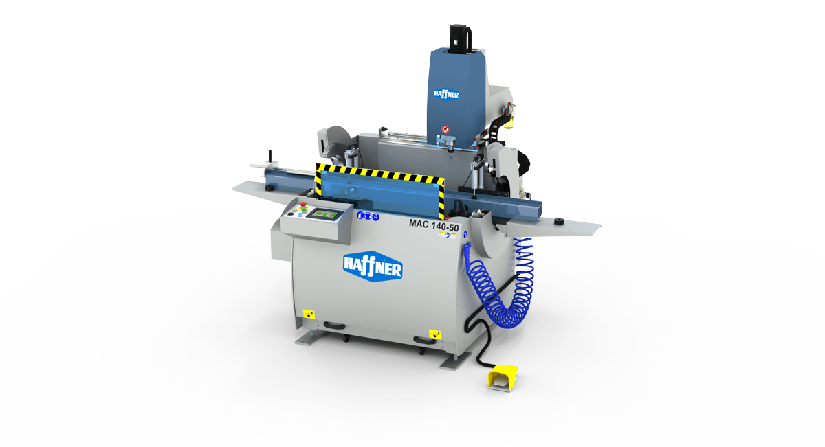 Haffner masina rezno obradni centar mac140 50