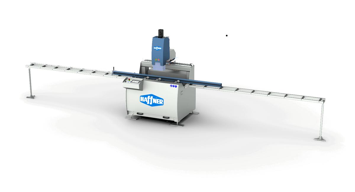 Haffner masina rezno obradni centar mac140