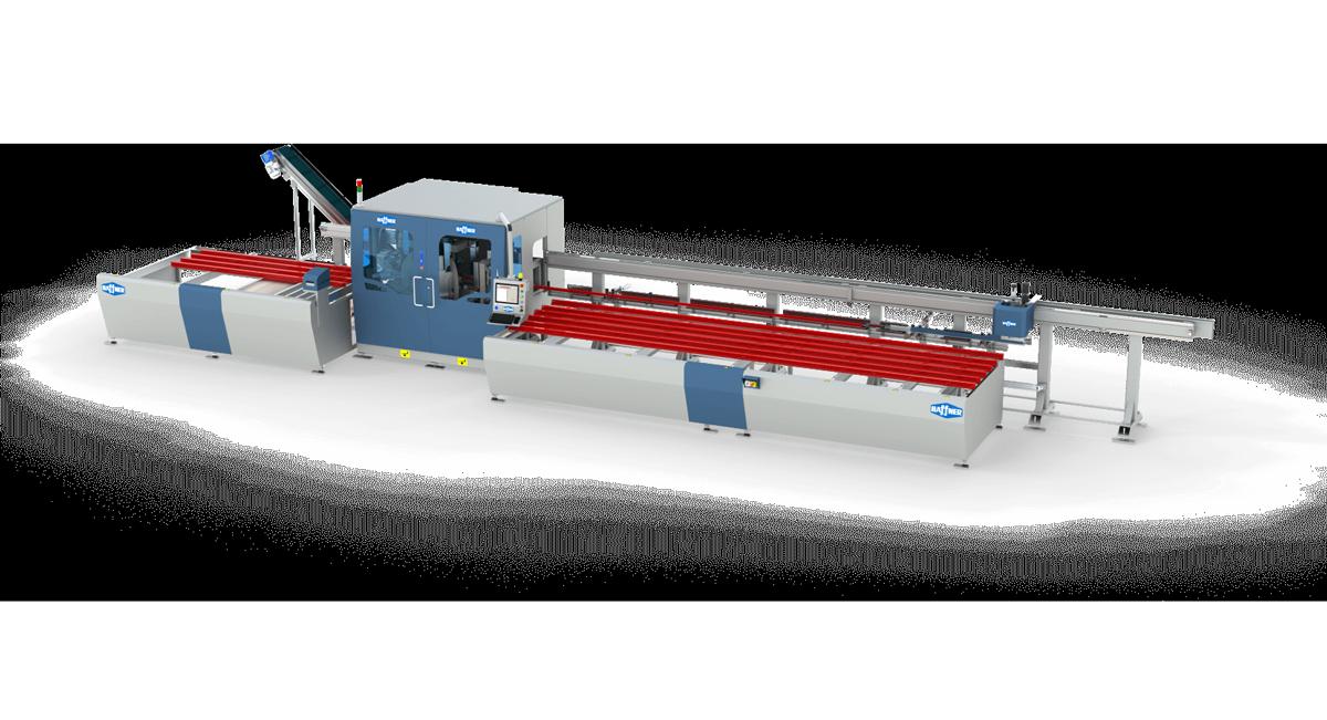 Haffner masine rezno obradni centar pvc sba 2
