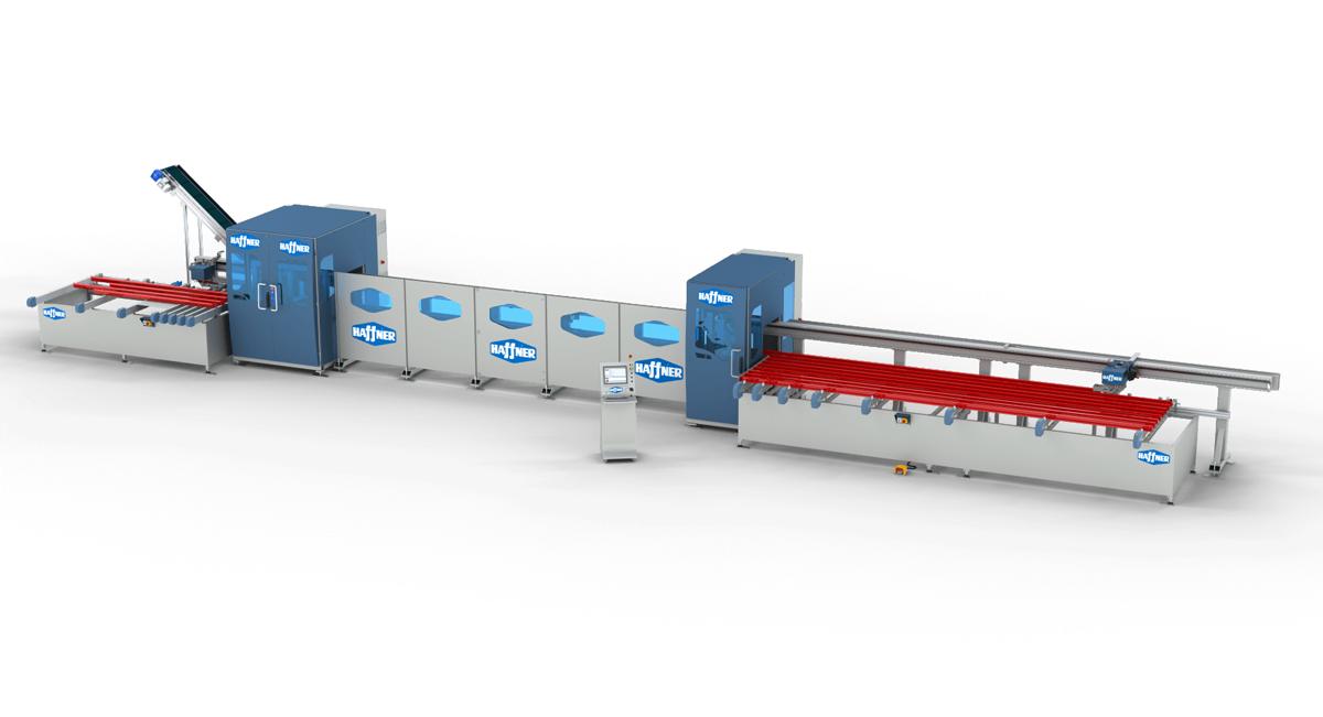 Haffner masine rezno obradni centar pvc sba 4