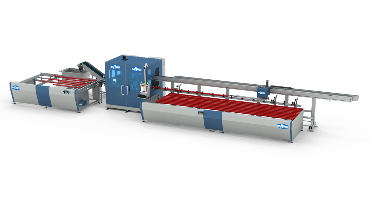 Haffner masine rezno obradni centar pvc sc 220 40