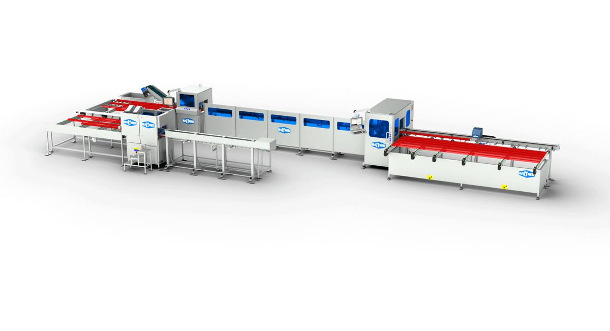 Haffner masine rezno obradni centar pvc sc 223