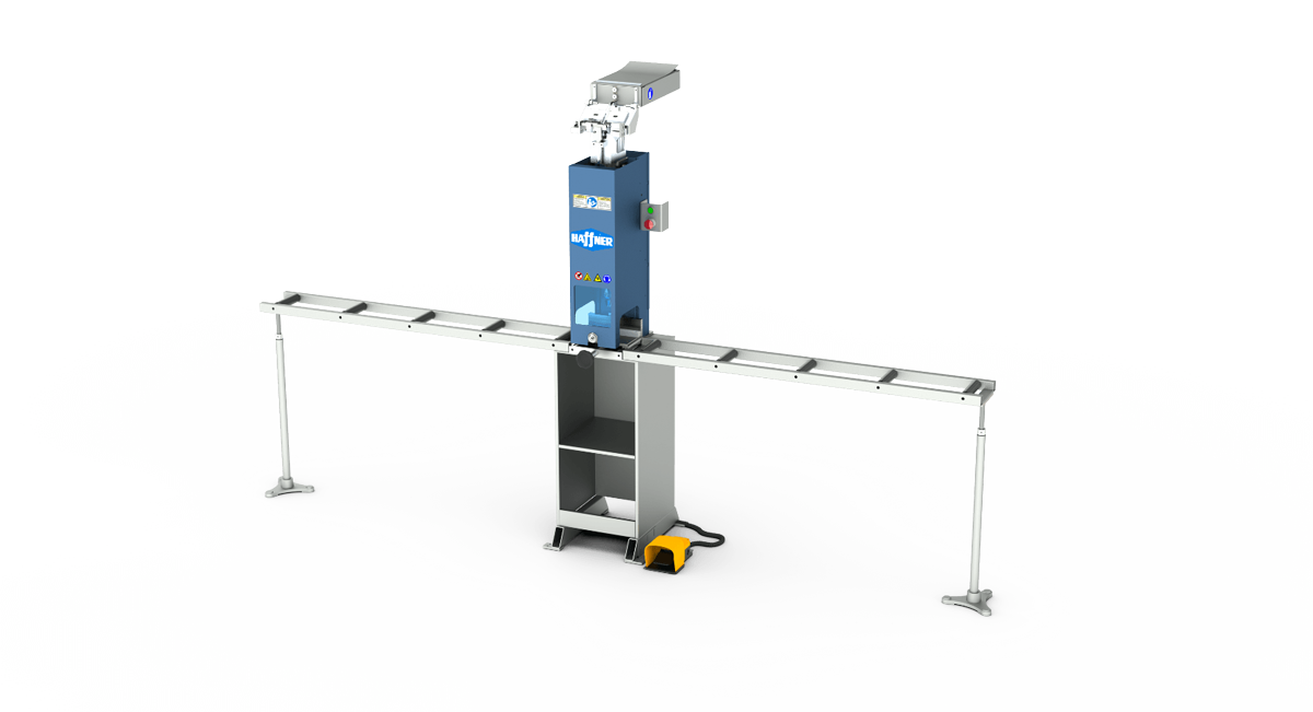 Haffner masine srafilice za celicna ojacanja pvc dv404