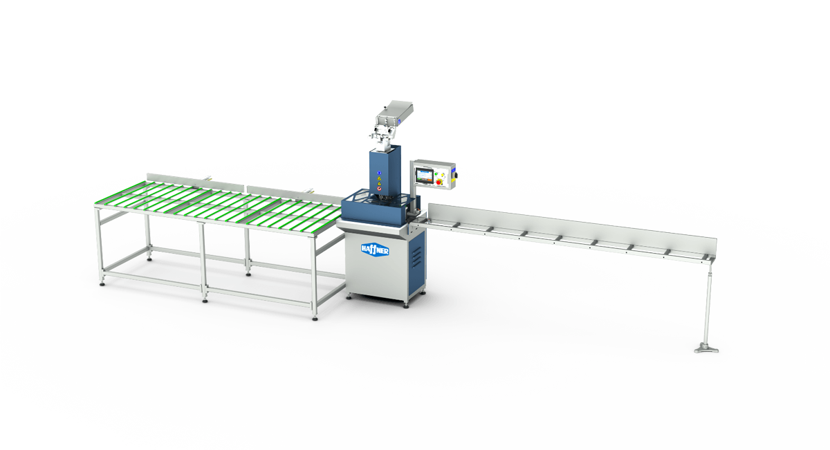 Haffner masine srafilice za celicna ojacanja pvc dv408