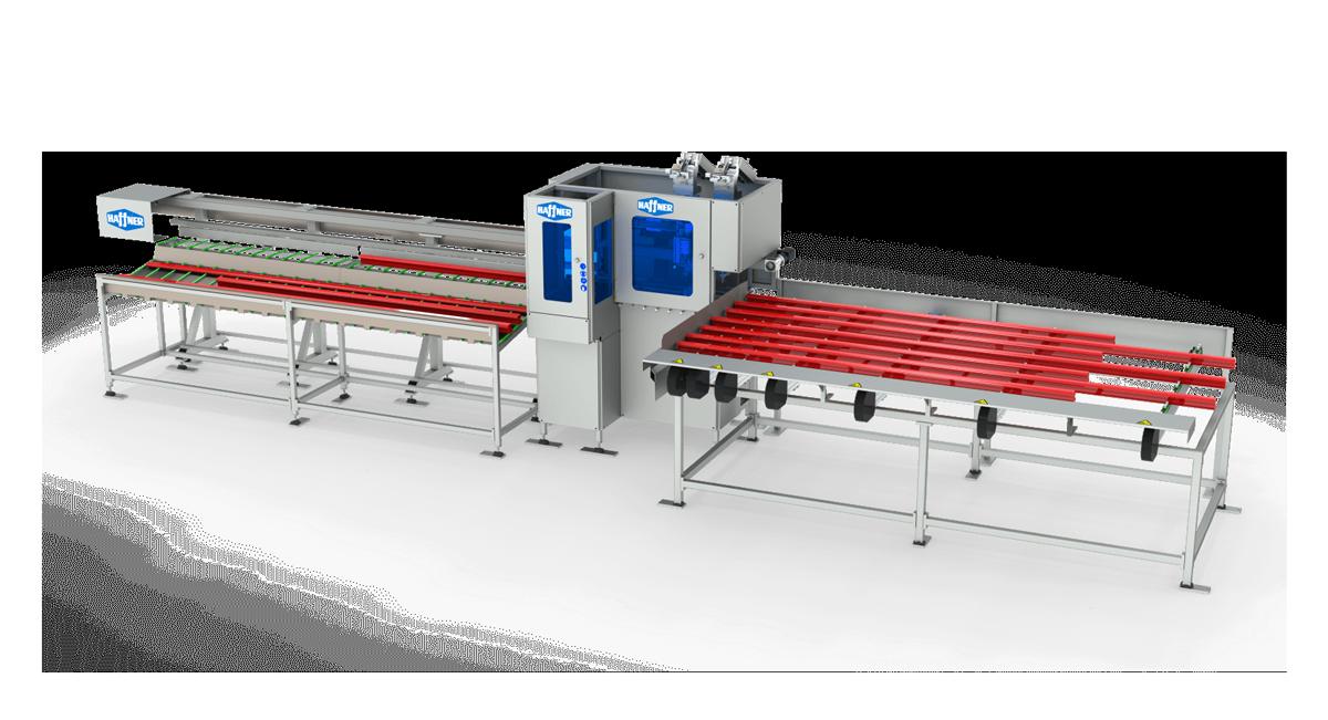 Haffner masine srafilice za celicna ojacanja pvc dv410