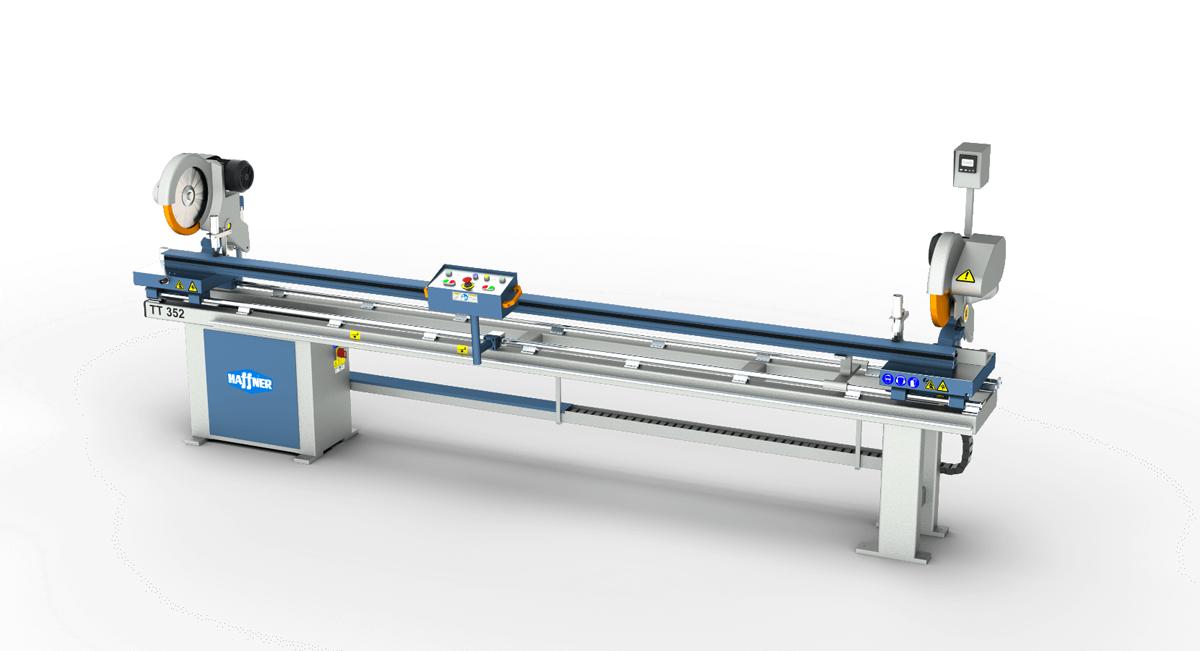 Haffner masine testere pvc tt 352
