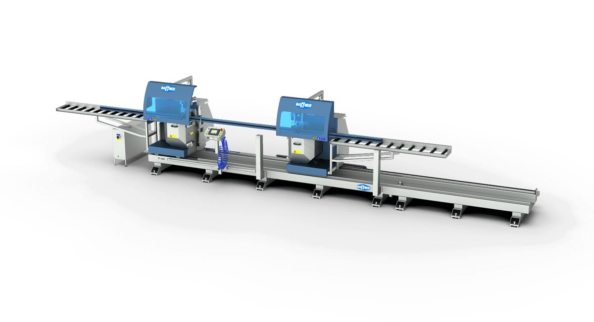 Haffner masine testere tt425