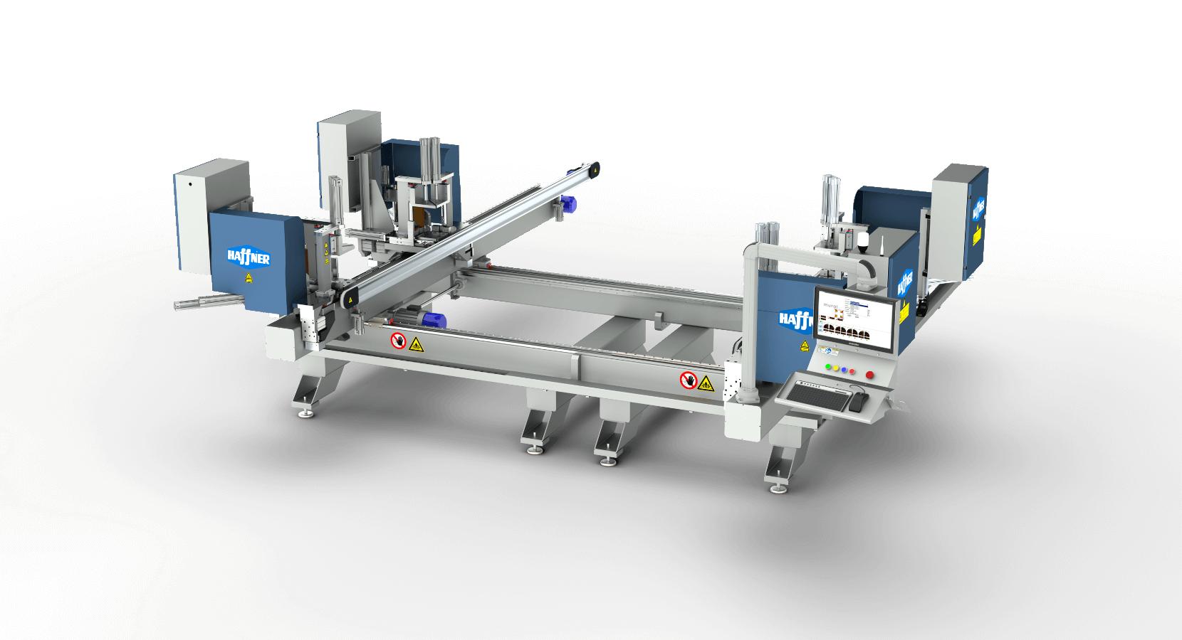 Haffner masine varilice pvc hwm 075
