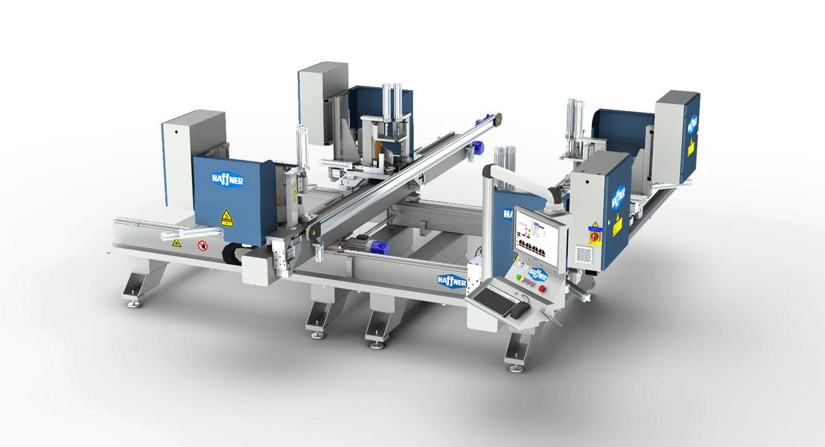 Haffner masine varilice pvc hwm 90