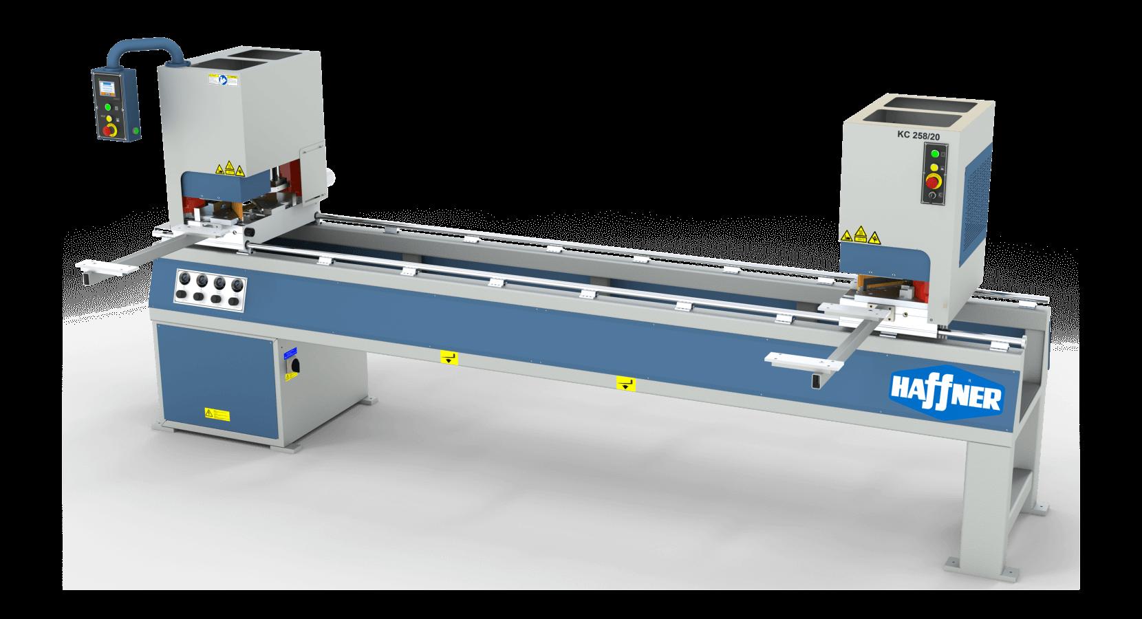 Haffner masine varilice pvc kc 258 20