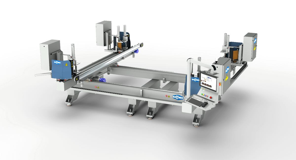 Haffner masine varilice pvc kd 658 20