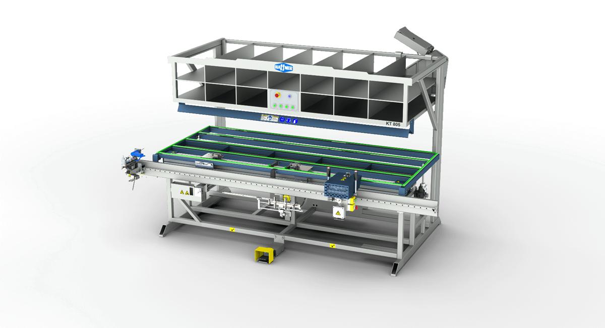 Haffner masine za montazu kt 805